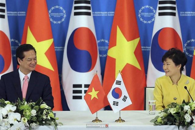 Vietnam emerged as the largest export market of Korea